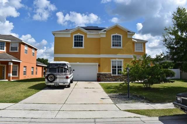 257 James Circle, Lake Alfred, FL 33850 (MLS #U8134164) :: Bustamante Real Estate