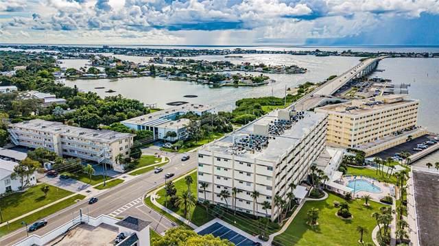 100 Bluff View Drive 515A, Belleair Bluffs, FL 33770 (MLS #U8134489) :: Cartwright Realty