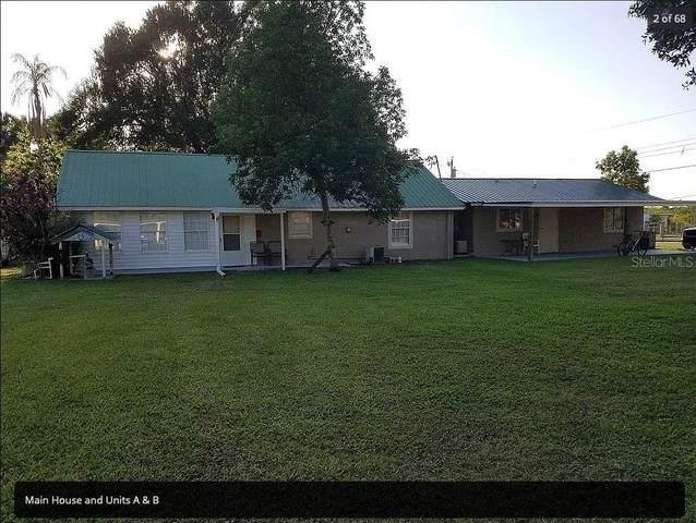 4150 SE 37TH Way, Okeechobee, FL 34974 (MLS #U8134492) :: Gate Arty & the Group - Keller Williams Realty Smart