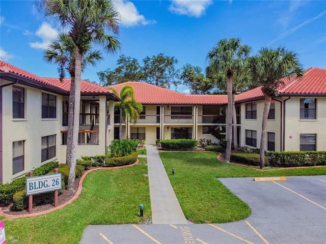2605 Hammock Court #2605, Clearwater, FL 33761 (MLS #U8134526) :: Cartwright Realty