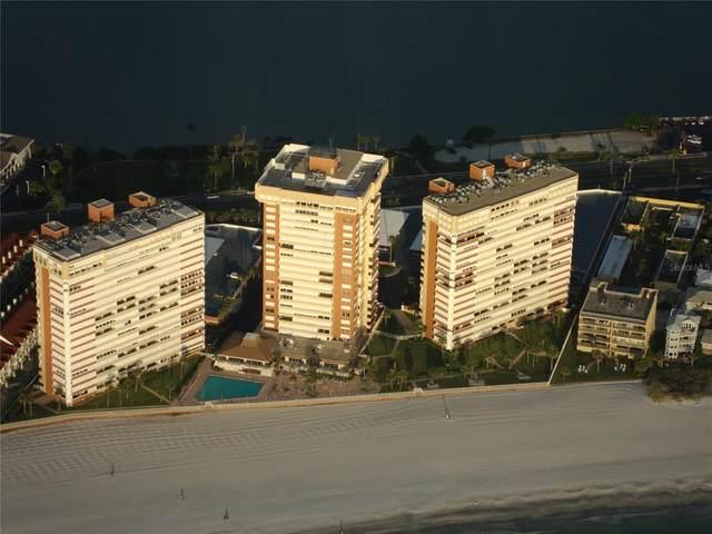 17920 Gulf Boulevard #205, Redington Shores, FL 33708 (MLS #U8134614) :: Future Home Realty