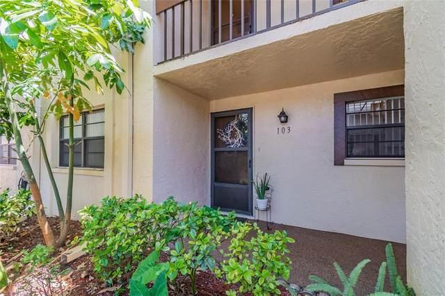2400 Winding Creek Boulevard 2-103, Clearwater, FL 33761 (MLS #U8134625) :: Delgado Home Team at Keller Williams