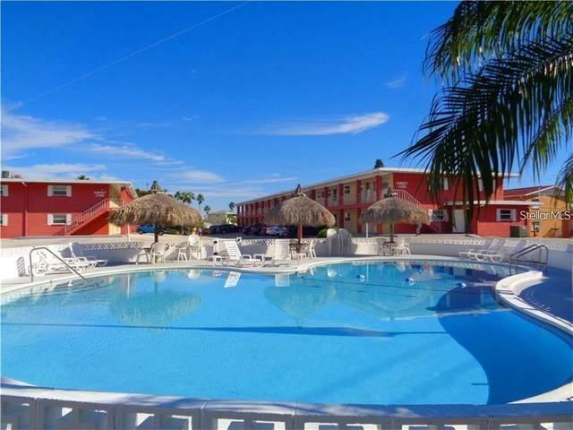 8567 W Gulf Boulevard 10N, Treasure Island, FL 33706 (MLS #U8134753) :: Lockhart & Walseth Team, Realtors