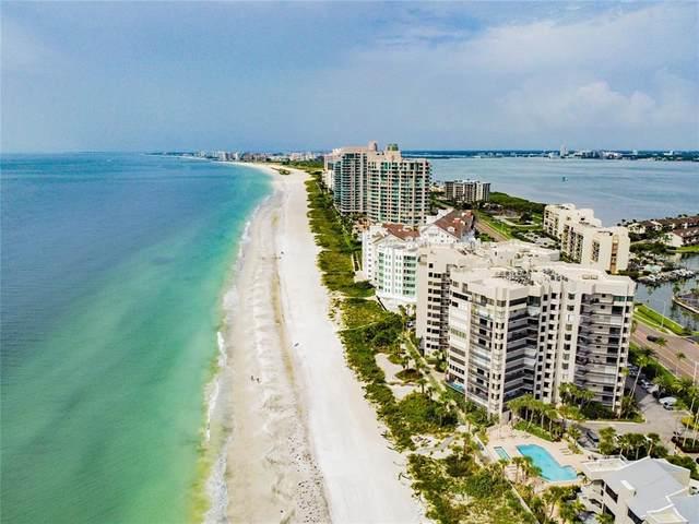 1600 Gulf Boulevard #317, Clearwater, FL 33767 (MLS #U8134793) :: RE/MAX Local Expert