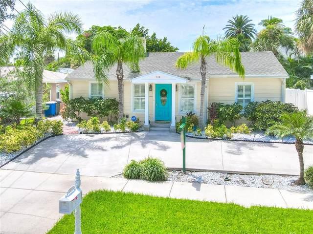 744 Bay Esplanade, Clearwater Beach, FL 33767 (MLS #U8134860) :: Future Home Realty