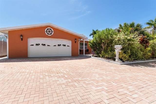 131 Wall Street, Redington Shores, FL 33708 (MLS #U8134944) :: The Light Team