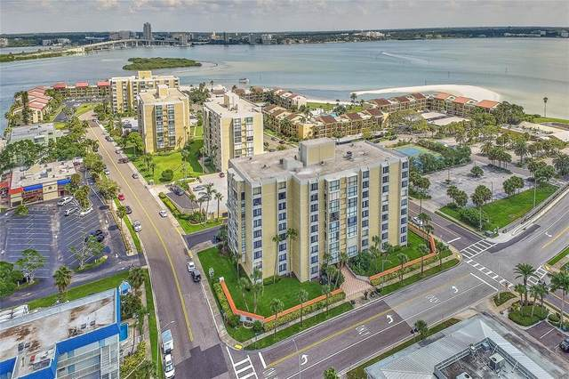 800 S Gulfview Boulevard #701, Clearwater, FL 33767 (MLS #U8135086) :: The Heidi Schrock Team