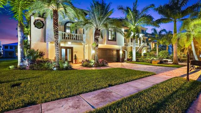 212 Sydney Lane, Redington Shores, FL 33708 (MLS #U8135120) :: RE/MAX Local Expert