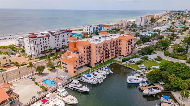 13235 Gulf Boulevard #403, Madeira Beach, FL 33708 (MLS #U8135361) :: RE/MAX Local Expert