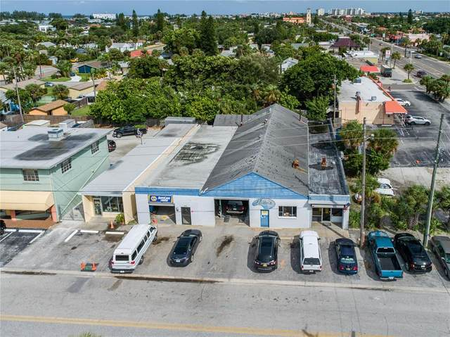 419 76TH Avenue, St Pete Beach, FL 33706 (MLS #U8135374) :: Zarghami Group