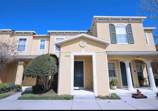 2572 Hidden Cove Lane, Clearwater, FL 33763 (MLS #U8135394) :: Bustamante Real Estate