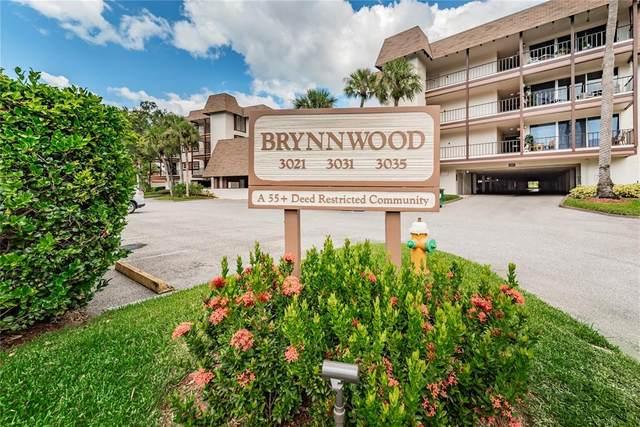 3035 Countryside Boulevard 31B, Clearwater, FL 33761 (MLS #U8135507) :: Zarghami Group