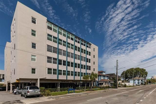 841 4TH Avenue N #63, St Petersburg, FL 33701 (MLS #U8135627) :: Zarghami Group