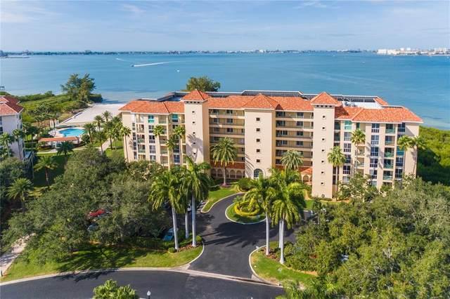 4737 Dolphin Cay Lane S #202, St Petersburg, FL 33711 (MLS #U8135679) :: Zarghami Group