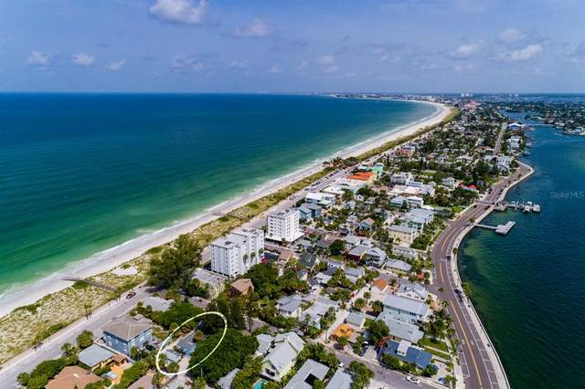 112 4TH Avenue, St Pete Beach, FL 33706 (MLS #U8135780) :: Lockhart & Walseth Team, Realtors