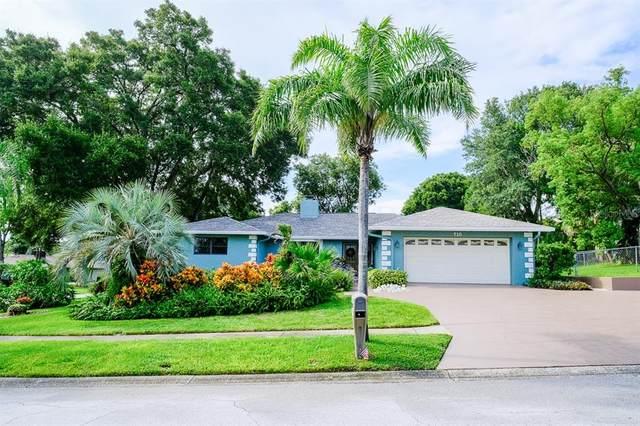 710 Rolling Hills Drive, Palm Harbor, FL 34683 (MLS #U8135803) :: The Curlings Group