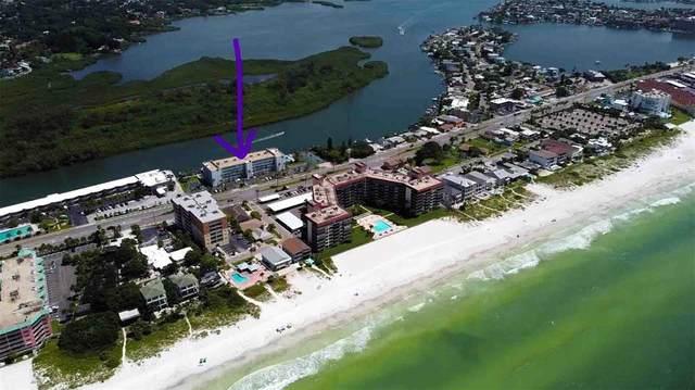 18325 Gulf Boulevard #204, Redington Shores, FL 33708 (MLS #U8135894) :: Future Home Realty