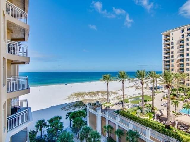 11 San Marco Street #706, Clearwater, FL 33767 (MLS #U8136002) :: Stiver Firth International