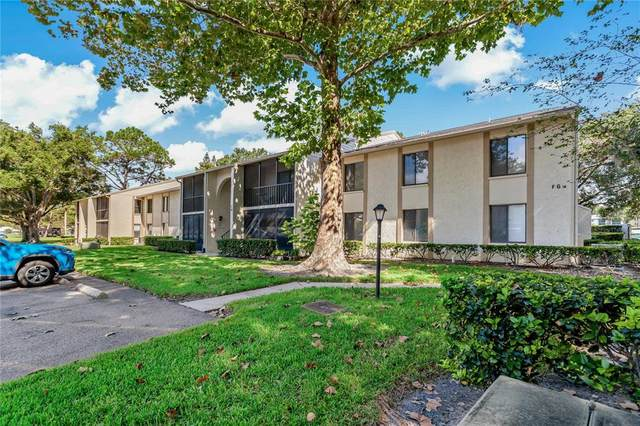 1441 Pine Glen Lane D2, Tarpon Springs, FL 34688 (MLS #U8136007) :: Globalwide Realty