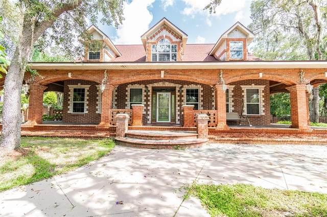 9154 Yellow Lake Drive, New Port Richey, FL 34654 (MLS #U8136096) :: Everlane Realty