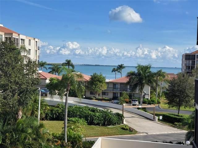 6219 Palma Del Mar Boulevard S #403, St Petersburg, FL 33715 (MLS #U8136112) :: Zarghami Group