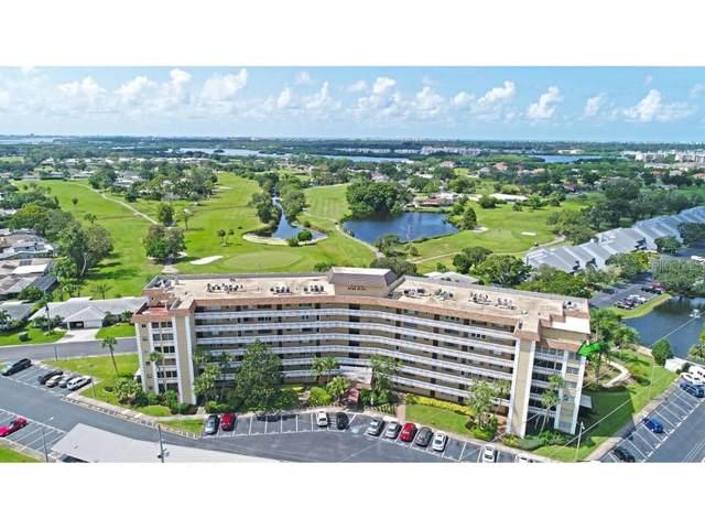 8950 Park Boulevard #610, Seminole, FL 33777 (MLS #U8136135) :: Zarghami Group