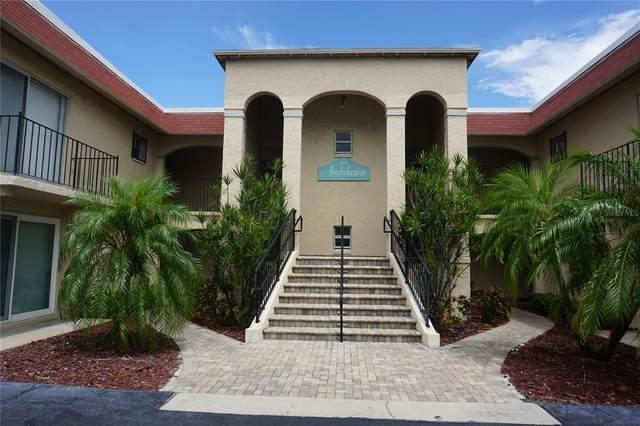 8151 Blind Pass Road #18, St Pete Beach, FL 33706 (MLS #U8136189) :: RE/MAX Local Expert