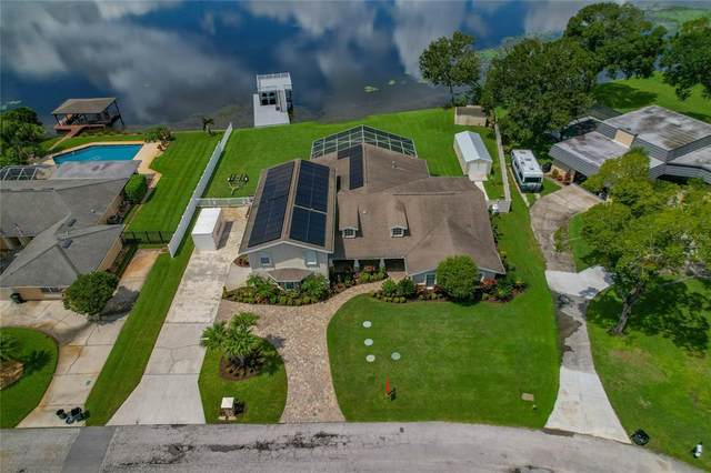 22757 Southshore Drive, Land O Lakes, FL 34639 (MLS #U8136217) :: Rabell Realty Group