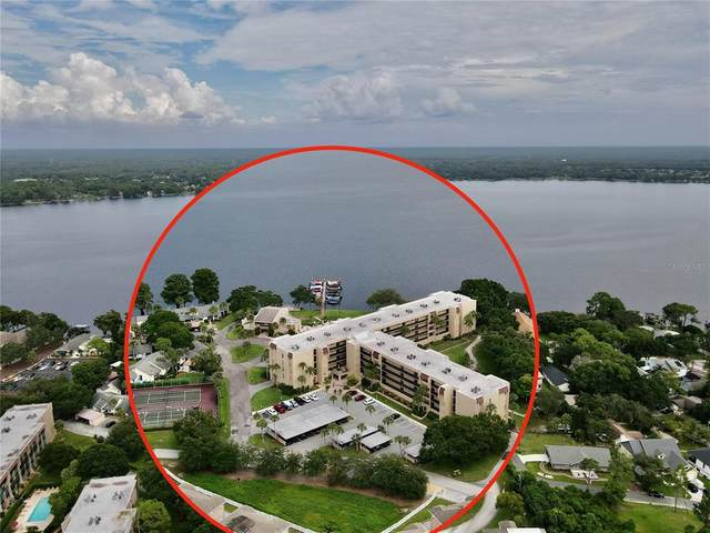 90 S Highland Avenue #1108, Tarpon Springs, FL 34689 (MLS #U8136235) :: Zarghami Group