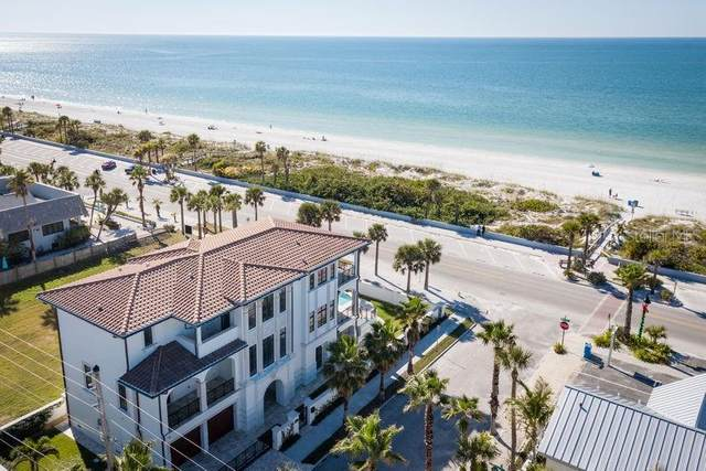 1307 Gulf Way, St Pete Beach, FL 33706 (MLS #U8136255) :: The Curlings Group