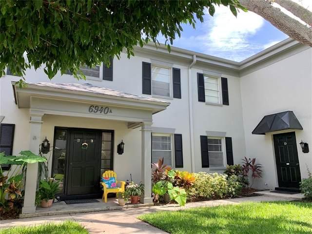 6940A Sunset Drive S 1D, South Pasadena, FL 33707 (MLS #U8136274) :: RE/MAX Local Expert