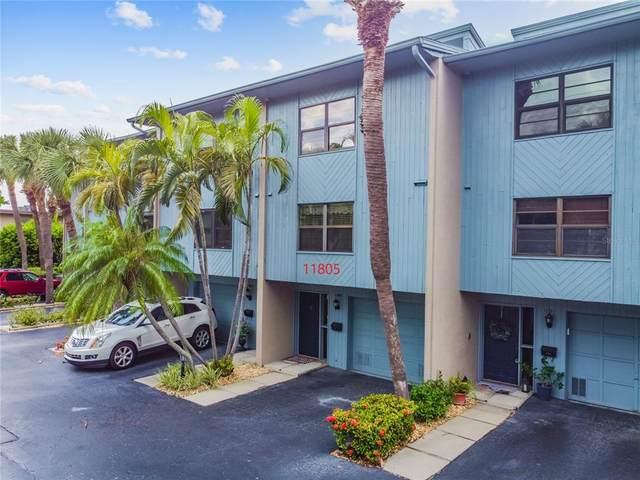11805 3RD Street E #5, Treasure Island, FL 33706 (MLS #U8136300) :: RE/MAX Local Expert