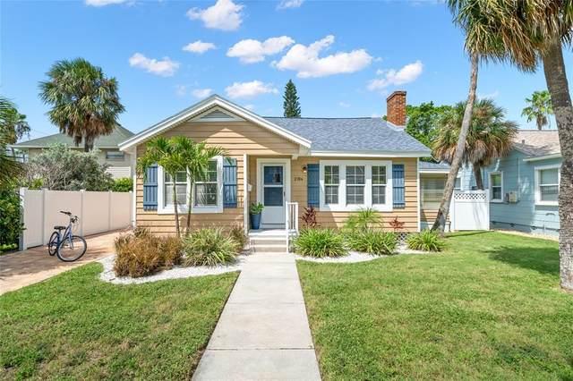 2104 Pass A Grille Way, St Pete Beach, FL 33706 (MLS #U8136367) :: Zarghami Group