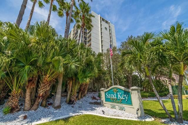 1380 Gulf Boulevard #205, Clearwater, FL 33767 (MLS #U8136460) :: RE/MAX Local Expert