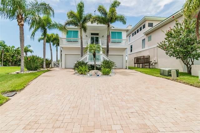 6191 Seaside Drive, New Port Richey, FL 34652 (MLS #U8136515) :: Gate Arty & the Group - Keller Williams Realty Smart