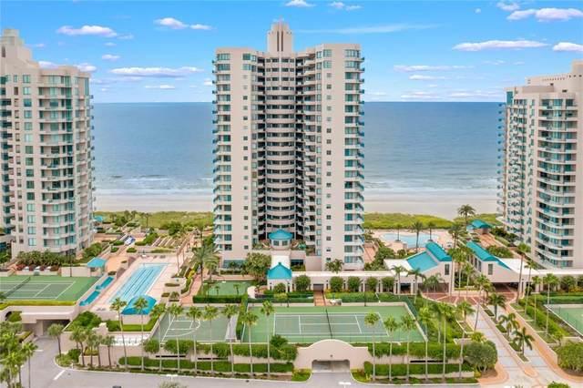 1540 Gulf Boulevard #504, Clearwater Beach, FL 33767 (MLS #U8136525) :: Future Home Realty