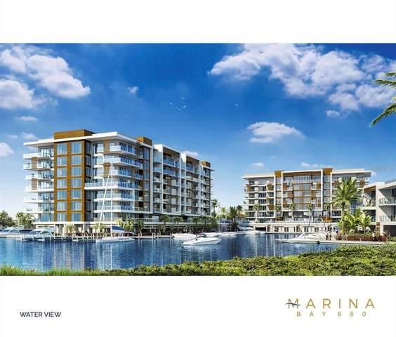900 N Osceola Avenue #401, Clearwater, FL 33755 (MLS #U8136631) :: American Premier Realty LLC