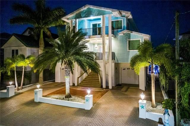 872 Bay Point Drive, Madeira Beach, FL 33708 (MLS #U8136636) :: Lockhart & Walseth Team, Realtors