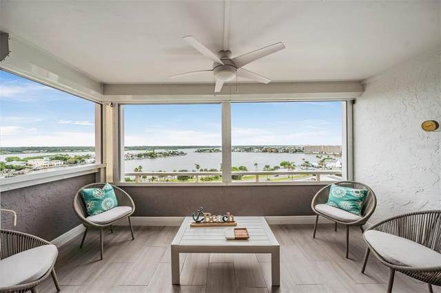 17920 Gulf Boulevard #1007, Redington Shores, FL 33708 (MLS #U8136666) :: Future Home Realty
