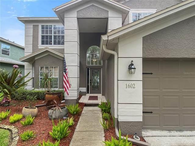 1602 Shady Oaks Drive, Oldsmar, FL 34677 (MLS #U8136714) :: The Lersch Group