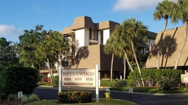 3031 Countryside Boulevard 33C, Clearwater, FL 33761 (MLS #U8136721) :: Lockhart & Walseth Team, Realtors