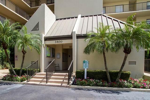 3400 Cove Cay Drive 1B, Clearwater, FL 33760 (MLS #U8136763) :: Frankenstein Home Team