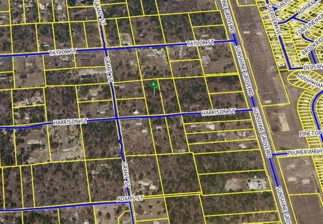 0 Harrison Street, Brooksville, FL 34613 (MLS #U8136806) :: Zarghami Group