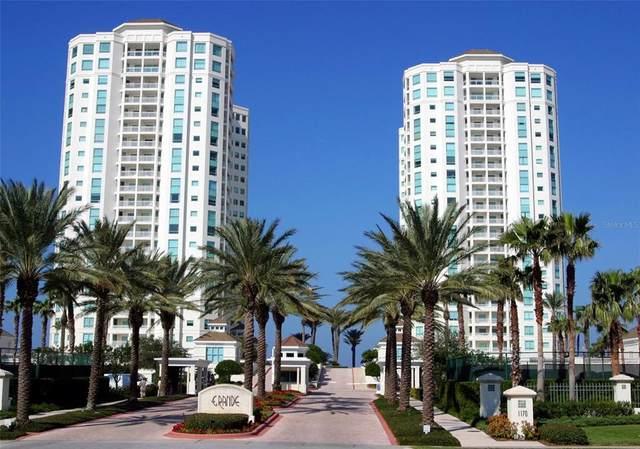 1180 Gulf Boulevard #703, Clearwater, FL 33767 (MLS #U8136818) :: RE/MAX Local Expert