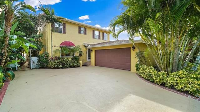 4324 Belle Vista Drive, St Pete Beach, FL 33706 (MLS #U8136900) :: Zarghami Group
