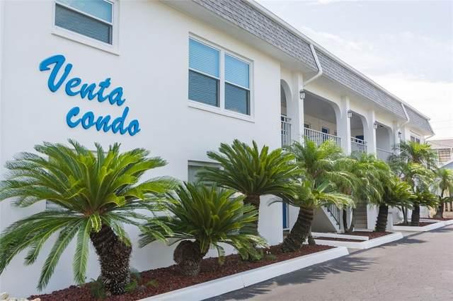 7151 Sunset Way #5, St Pete Beach, FL 33706 (MLS #U8136956) :: Bridge Realty Group