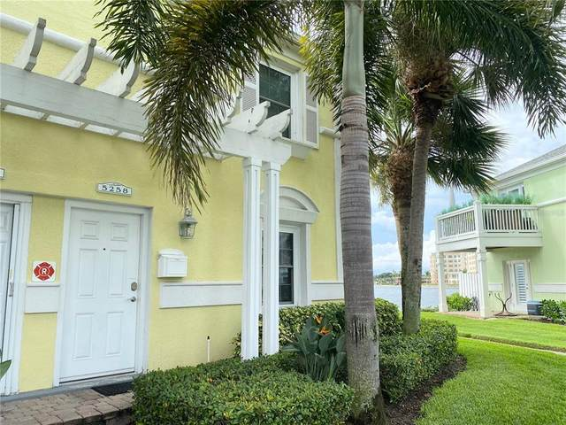 5258 Beach Drive SE #5258, St Petersburg, FL 33705 (MLS #U8136970) :: CENTURY 21 OneBlue