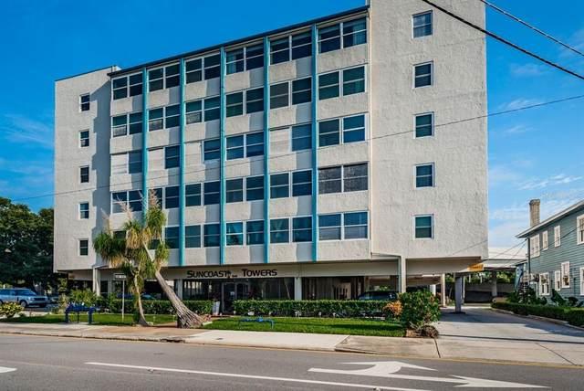 841 4TH Avenue N #57, St Petersburg, FL 33701 (MLS #U8136972) :: Zarghami Group