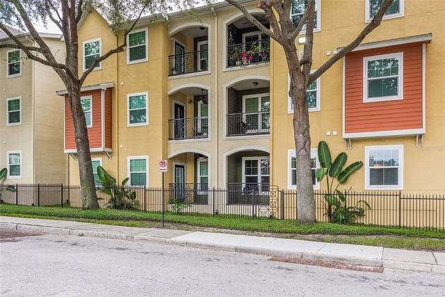 1810 E Palm Avenue #7104, Tampa, FL 33605 (MLS #U8137039) :: Lockhart & Walseth Team, Realtors