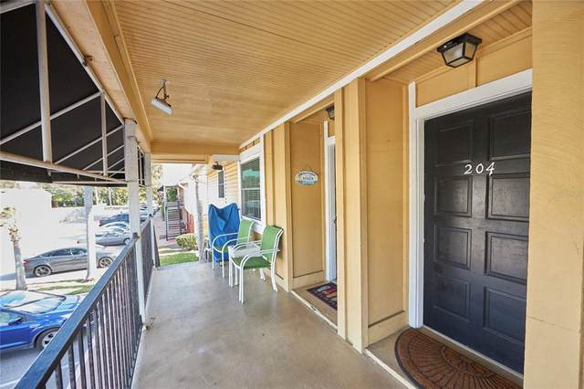 200 Country Club Drive #204, Largo, FL 33771 (MLS #U8137067) :: The Kardosh Team